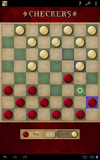 لعبة Checkers v1.35 لجوالات الاندرويد