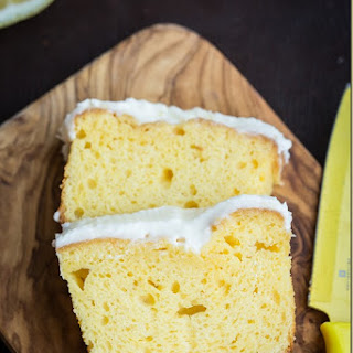 Starbuck's Lemon Loaf Cake – the True Copycat