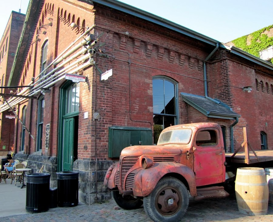 Old Distillery by João Ascenso - City,  Street & Park  Historic Districts ( distillery )