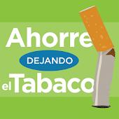 Ahorre DEJANDO el Tabaco