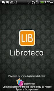 Libroteca- screenshot thumbnail