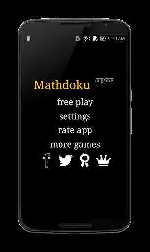 Mathdoku FREE
