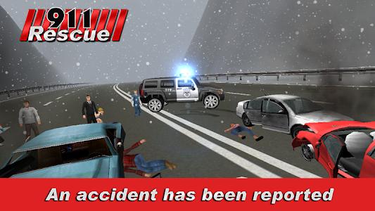911 Rescue Simulator 3D PRO v1.0
