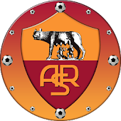 AS Roma Clock Widget
