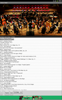 Screenshot of Classical Music Radio 24 hours