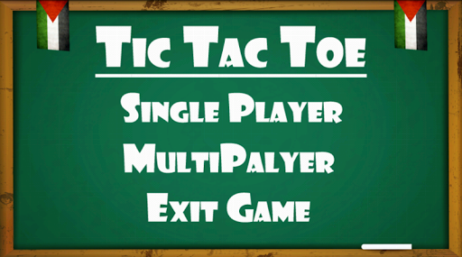 Tic Tac Toe Tablet