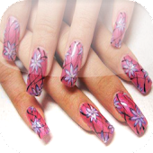 Nail Art Design Tutorial step