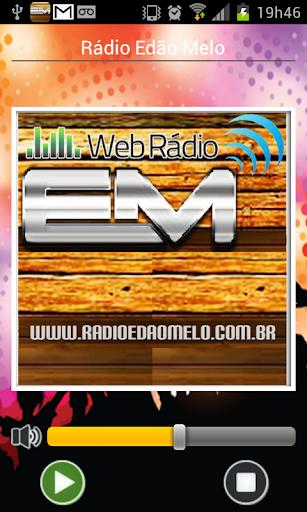Rádio Edão Melo
