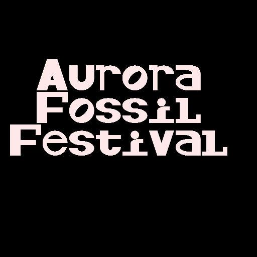 2014 Aurora Fossil Festival