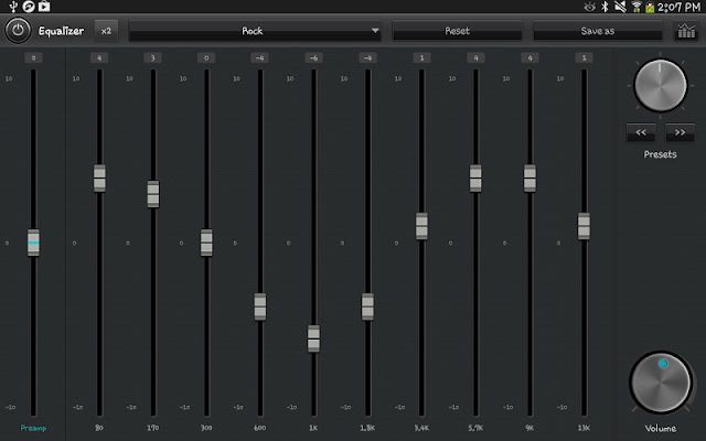 jetAudio Music Player+EQ Plus v6.0.0