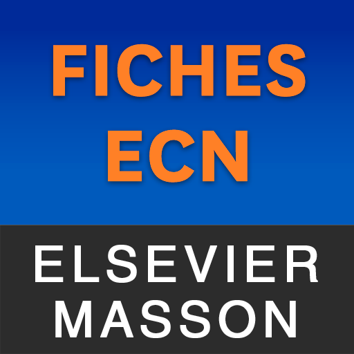 Les 445 fiches des Cahiers ECN LOGO-APP點子