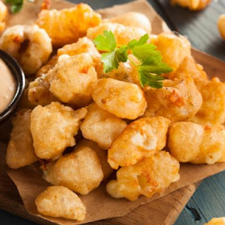 Best-Ever Cheese Curds