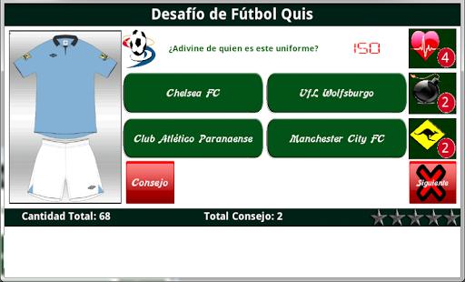 Desafío Fútbol Español