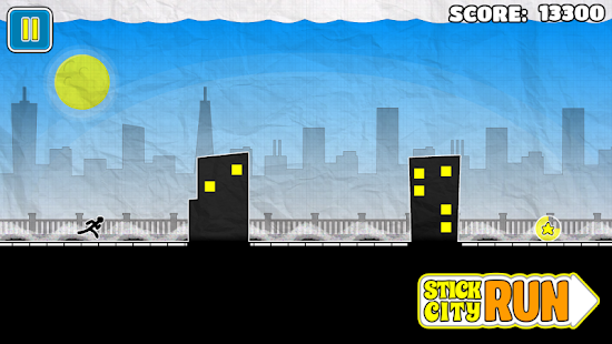 Stick City Run: Running Game - screenshot thumbnail