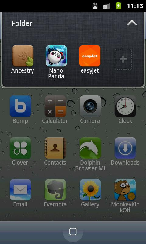 GO Launcher EX Theme iOS - screenshot