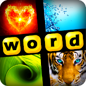 Game 4 Pics 1 Word - Guess the word APK for Windows Phone