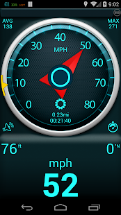 Gps Speedometer Pro- screenshot thumbnail
