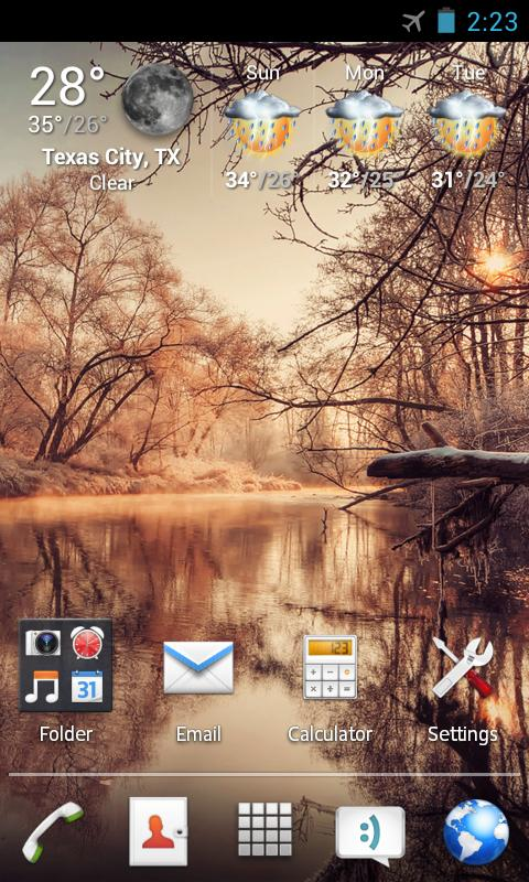 Xperia Apex/Nova Theme - screenshot