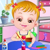 Baby Learn Painting -Kids Game