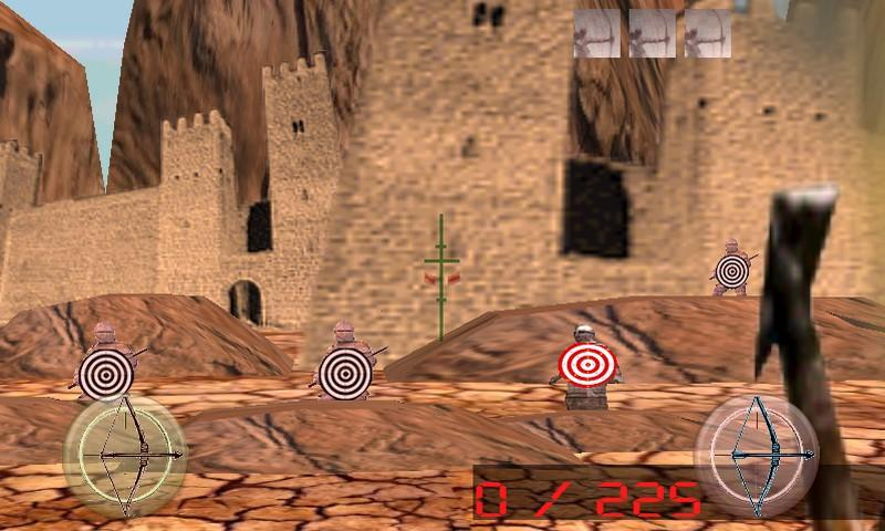 Army archery Sniper 3D - screenshot
