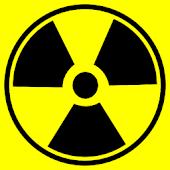 Radioactive Sign Live Wallpape
