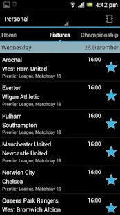 Football Messenger Soccer - screenshot thumbnail
