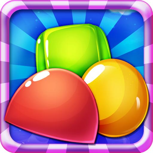 キャンディマニアリンク 棋類遊戲 App LOGO-硬是要APP