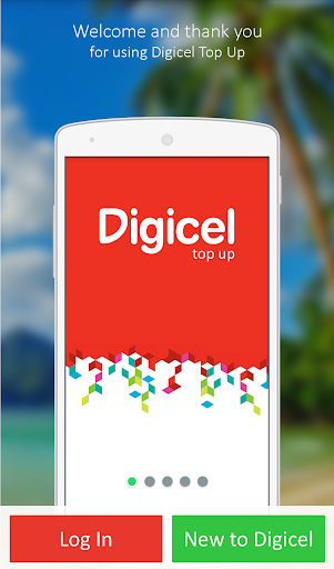 Digicel Top Up