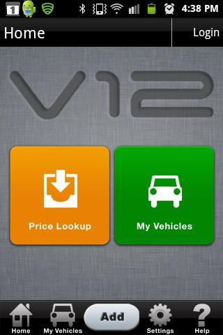 V12 Software