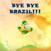 Bye Bye FIFA World Cup 2014