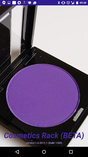 Cosmetics Rack screenshot