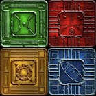 Greek Puzzle: Match 3 Tiles icon