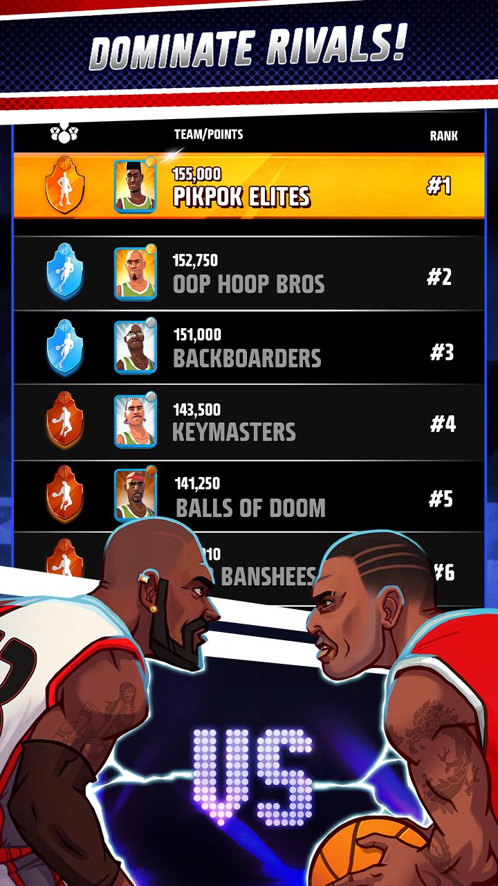 Rival Stars Basketball screenshot #7