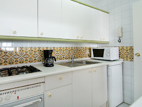 <p style='text-align:center'>1 Bedroom Apartment: Kitchen</p>
