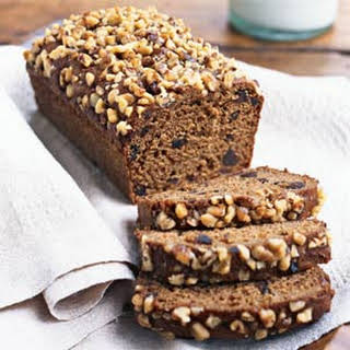 Fig, Date, and Walnut Quick Bread.