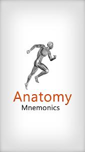 Anatomy Mnemonics v1.0
