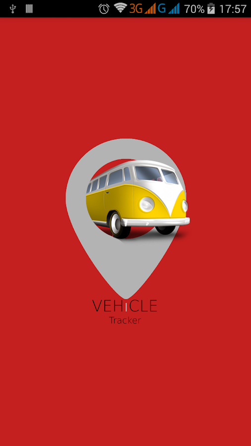 Vehicle Tracker- screenshot