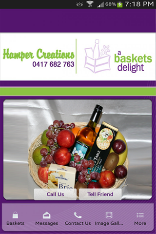 Hamper Creations