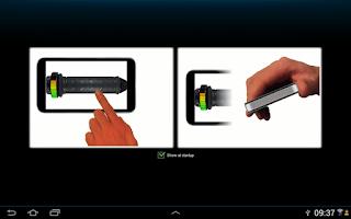 Screenshot of Moto