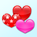 Valentine Sky Live Wallpaper icon