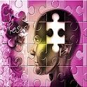 PuzzleMind Roses HD logo