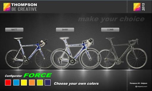 THOMPSON BIKES - RACE FORCE