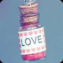 Valentine GO Launcher EX Theme icon