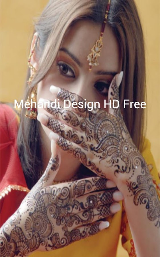 Mehandi Design HD Free AtoZ- screenshot