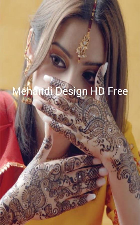 Mehandi Design HD Free AtoZ - screenshot