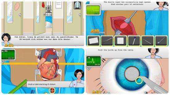 玩休閒App 手術模擬遊戲免費 APP試玩