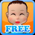 MyTalkingBaby Free icon