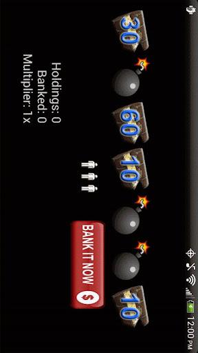 【免費解謎App】Bombs and Treasures-APP點子