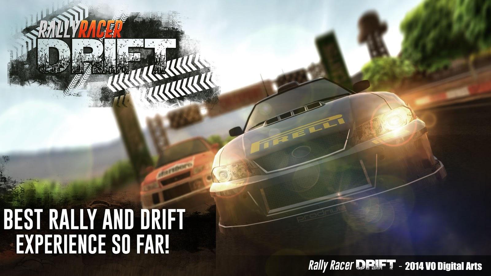 Rally Racer Drift - screenshot