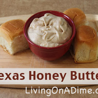 Texas Best Ever Honey Butter